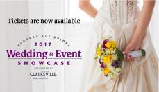 Clarksville Brides social media graphic